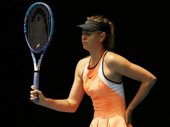 Maria Sharapova's Tennis Return Divides Rivals
