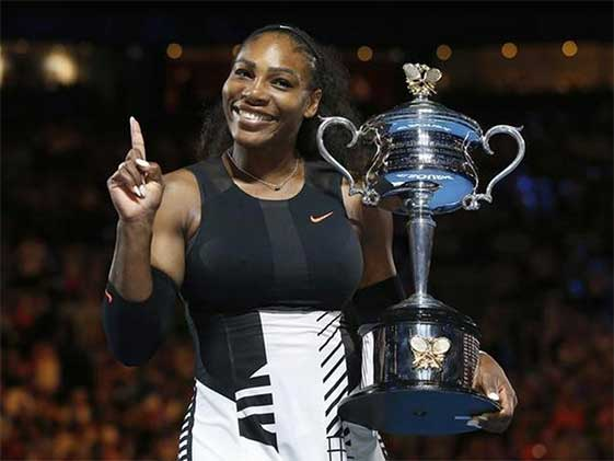 Serena Reclaims No.1 Spot, Celebrates With This Message