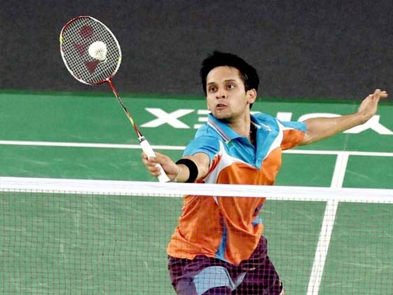 Parupalli Kashyap Reaches Second Round At Korea Masters