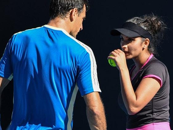Bopanna, Mirza Set Up Quarterfinal Clash In Australian Open
