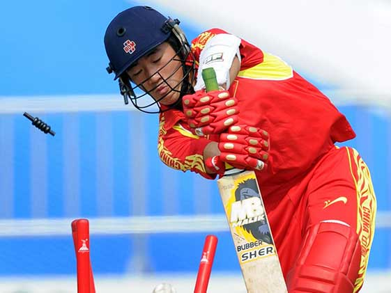 China Bowled Out For Paltry 28, Lose By 390 Runs To Saudi Arabia