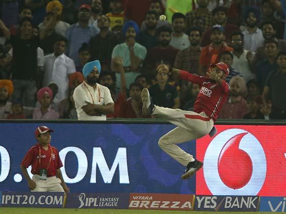 Manan Vohra Shows Off Tremendous Fielding Skills Vs Hyderabad