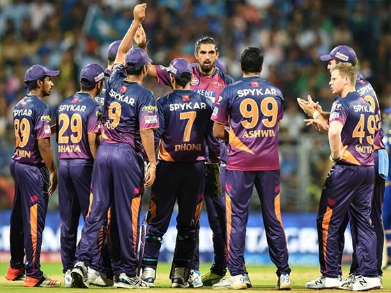 After Removing Dhoni As Skipper, Pune Team Changes Its Name