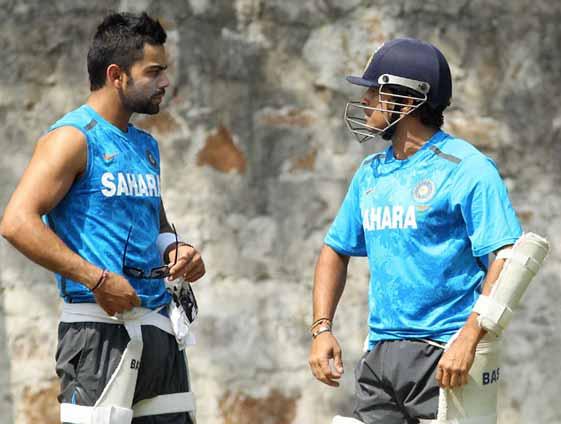 Kohli Says He Might Not Play For As Long As Tendulkar