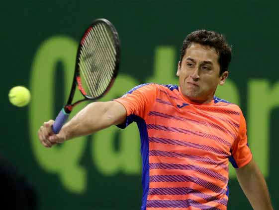 Nicolas Almagro Denies Money-Grab After 23-Minute Match