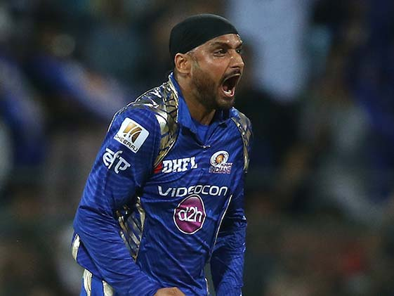 Harbhajan Achieves Another Landmark, Claims 200th T20 Wicket