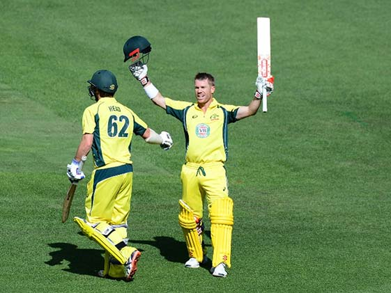 Warner Guides Australia To Series Clean Sweep Over New Zealand