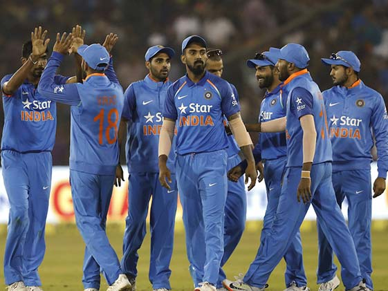 2nd ODI: India Win Thriller In Cuttack, Take Unassailable 2-0 Series Lead