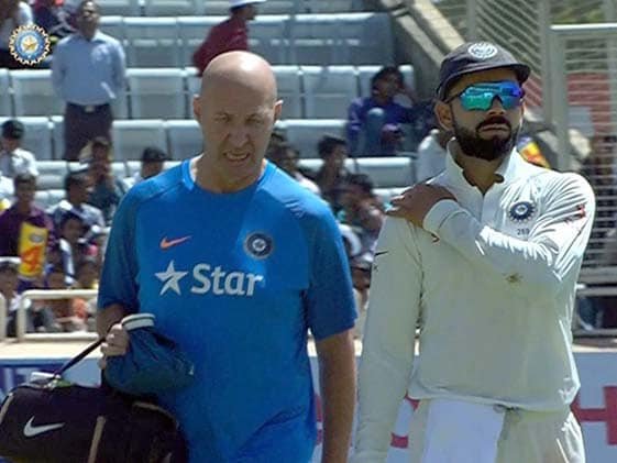 Brad Hodge Apologises To Virat Kohli For Comments On Injury