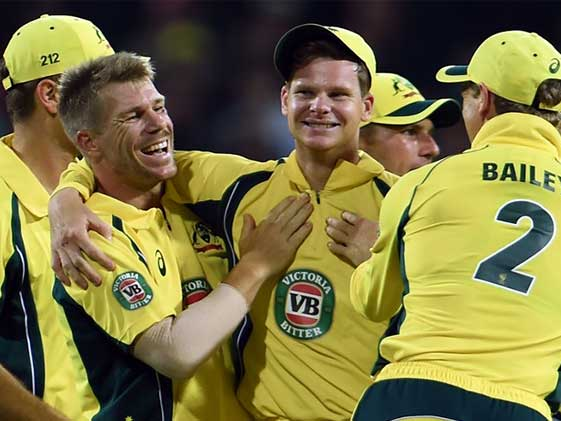 1st ODI: Smith Ton Powers Australia To 68-Run Win Over Kiwis