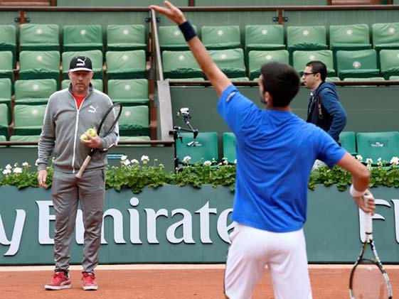 Novak Djokovic Confirms Split With Coach Boris Becker