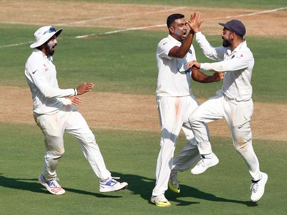 4th Test: R Ashwin Brings India Roaring Back After Jennings' Ton