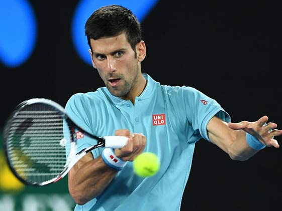 Australian Open: Djokovic Sails Past Verdasco In Opener