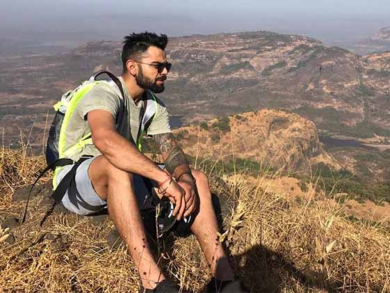 Virat Kohli And Co. Go Trekking To Overcome Pune Loss