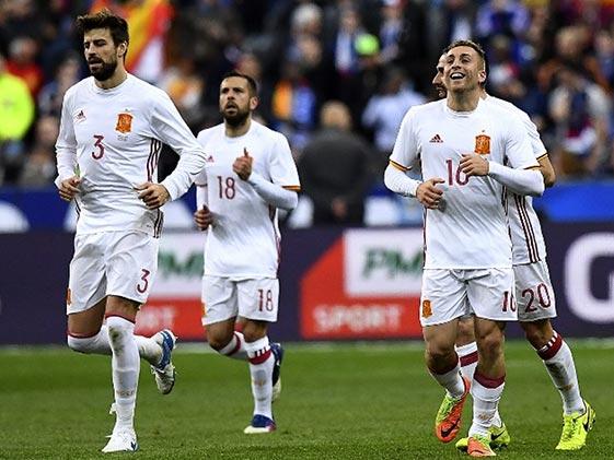 Video Replay Aids Spain As Sweden Foil Cristiano Ronaldo