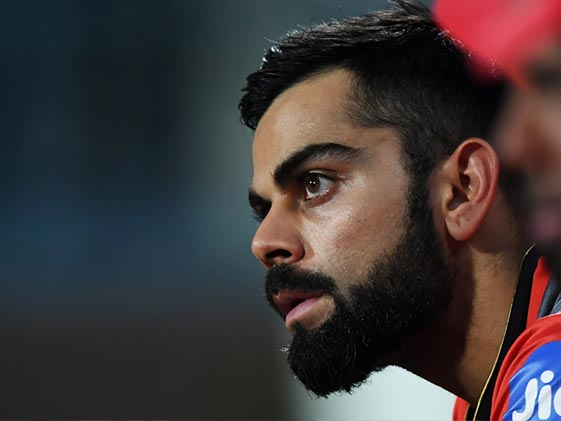 'Disgraceful,' Says Furious Kohli After Worst Batting Show in IPL History