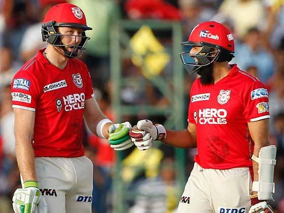 IPL: Kings XI Punjab Crush Delhi Daredevils By 10 Wickets