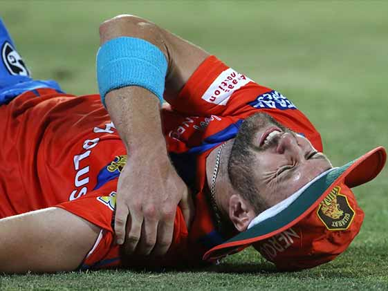 Andrew Tye Ruled Out Of IPL With Dislocated Shoulder