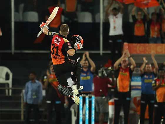 IPL: David Warner Stars As Hyderabad Outclass Kolkata