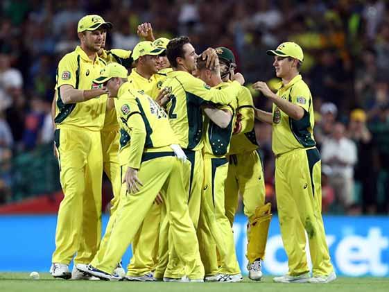 Australia Beat Pakistan by 86 Runs, Clinch ODI Series