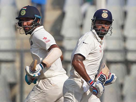4th Test: Murali Vijay, Cheteshwar Pujara Lead India's Reply vs England