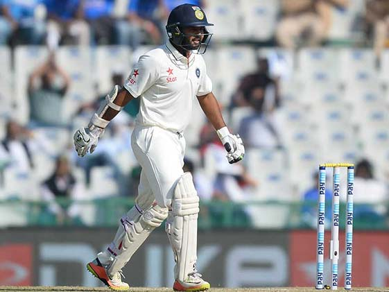 Parthiv Patel To Play In 4th Test, Wriddhiman Saha Rested