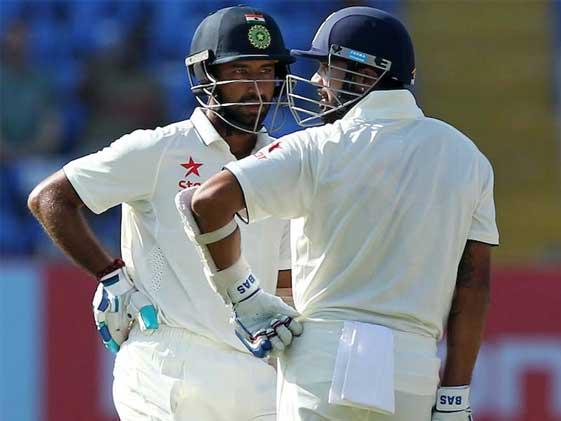 Live Cricket Score - India Vs England, 4th Test, Day 3, Mumbai
