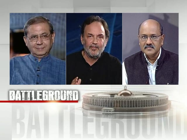 Video : Battleground 2014: analysis with Prannoy Roy