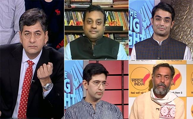 Watch The Big Fight: BJP's Winning Spree - Is It The Modi Factor?
