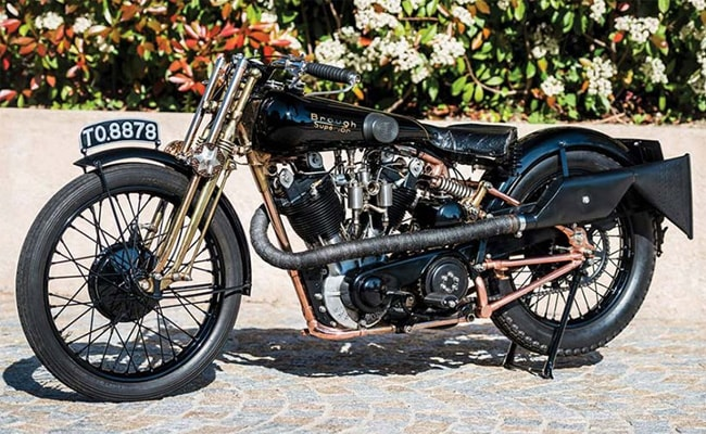 This Vintage Motorcycle Could Be Sold For Rs. 3-5 Crore