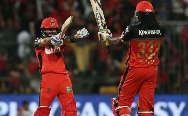 Balaji Likens Facing Kohli, Gayle To Going Into Battlefield