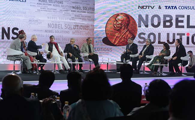 NDTV के नोबेल सॉल्यूशन समिट में नोबेल विजेता, इंटरनेट लोकतांत्रिक और खतरनाक दोनों है