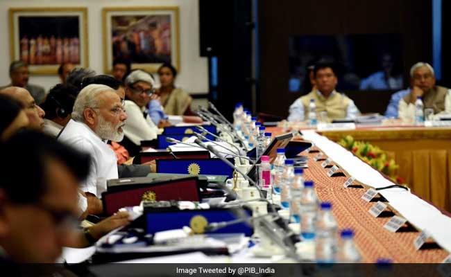 At NITI Aayog Meet, PM Modi Pitches Vision Of 'New India': 10 Updates