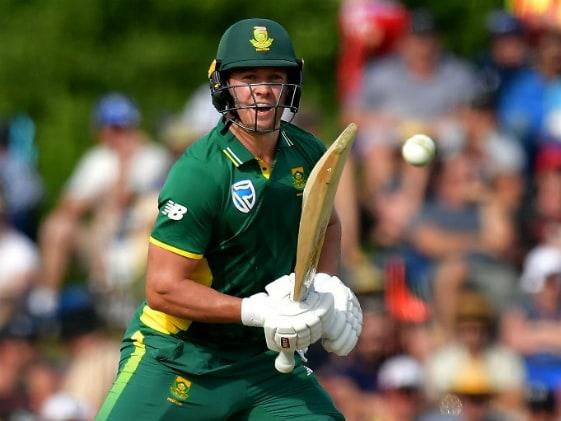 AB de Villiers Smashes Sourav Ganguly's ODI Record