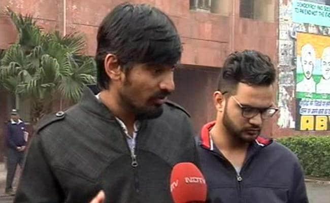 जेएनयू : इस्तीफा देने वाले ABVP छात्रों ने कहा 'भारत में 'तालिबान संस्कृति' नहीं चाहिए'