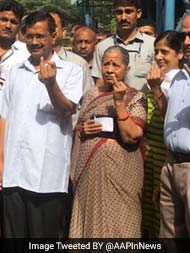 Low Turnout As Delhi Votes For Civic Bodies: 10 Points