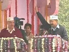 Chief Minister Arvind Kejriwal Addresses Delhi: Rate His Speech