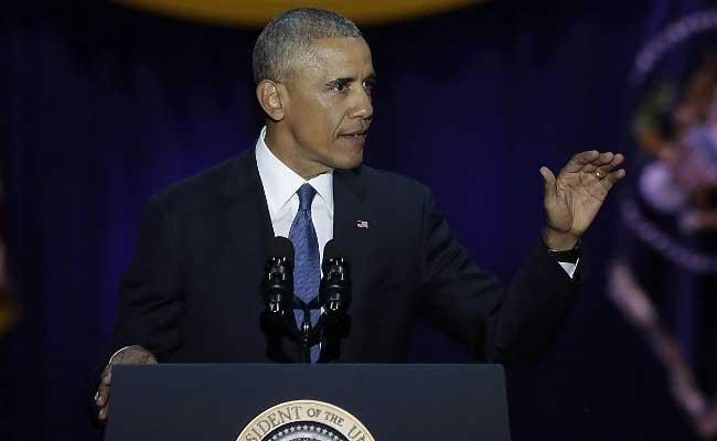 Barack Obama's Last Presidential Speech: Highlights