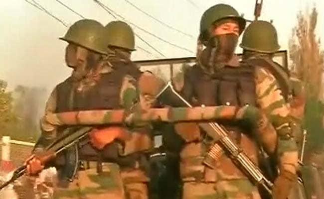 जम्मू कश्मीर के बारामूला में पकड़े गए जैश के दो आतंकी, सेना और पुलिस पर हमले में थे शामिल