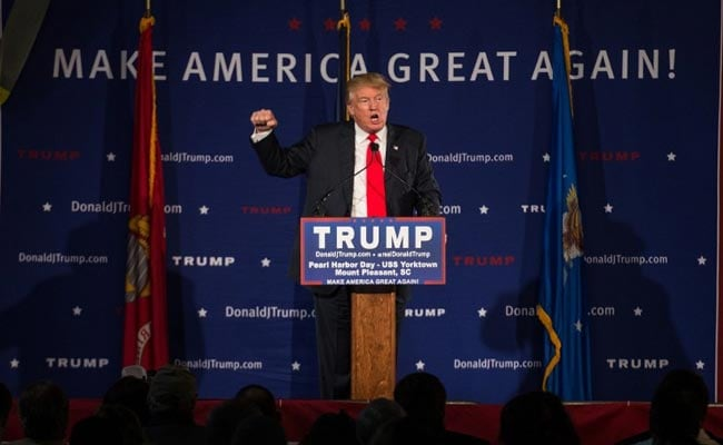 Donald Trump Calls For 'Complete Shutdown Of Muslims Entering United States'