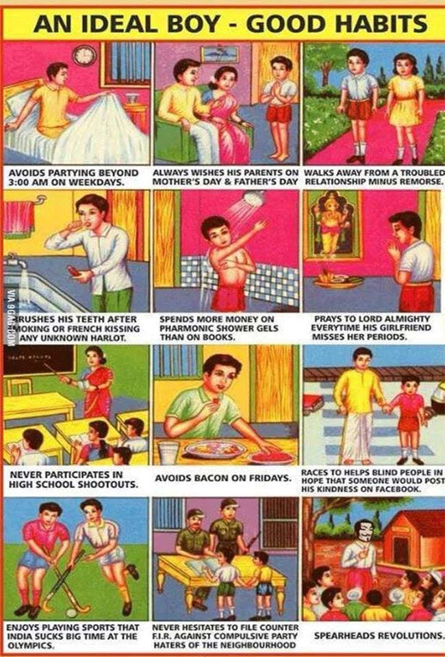 how to change bad habits in hindi