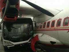 नींद में था जेट एयरवेज़ का बस ड्राइवर, '400 करोड़' के एयर इंडिया प्लेन से जा भिड़ा