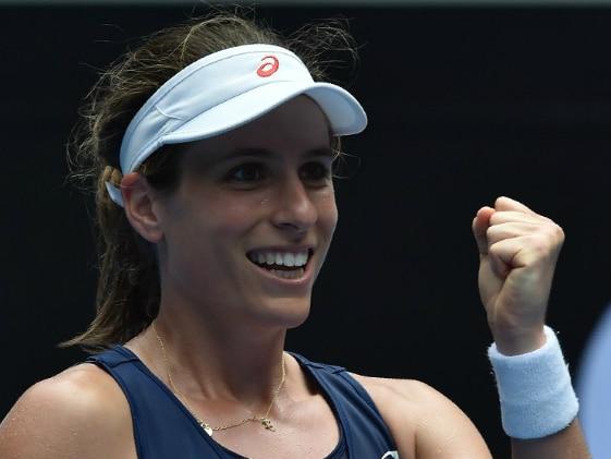 Australian Open: Konta Sets Up Serena Williams Clash