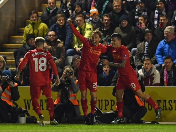 FA Cup: Lucas Helps Liverpool End Plymouth's Resistance