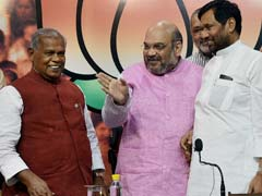 BJP Placates One Ally in Bihar, Another Allegedly Upset