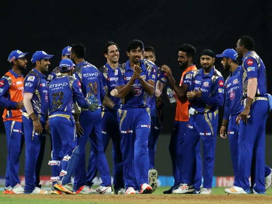 IPL: Mumbai Increase Lead At The Top With Win Over Delhi