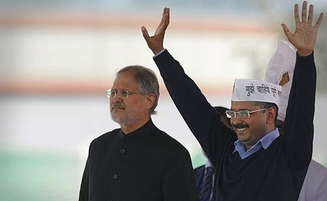 Arvind Kejriwal proves who is THE BOSS in Delhi