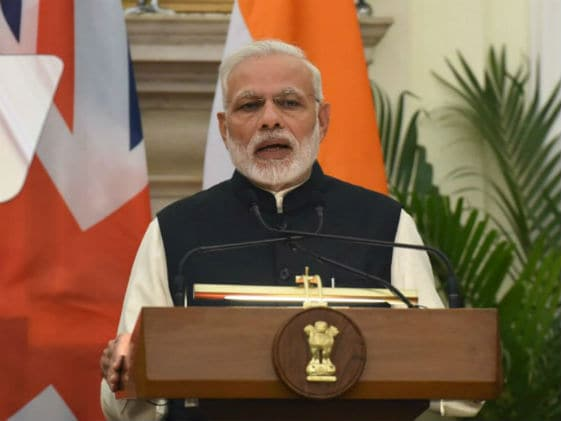 PM Modi Urges Nation To Rally Behind 2017 FIFA U-17 World Cup