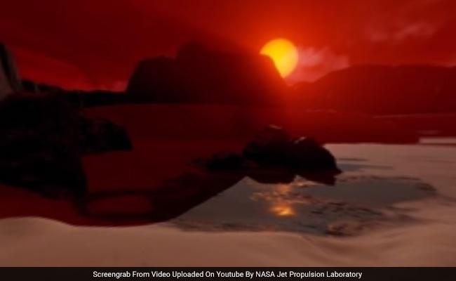 NASA ने रचा इतिहास: धरती के आकार वाले सात ग्रहों के नए सौरमंडल को खोजा