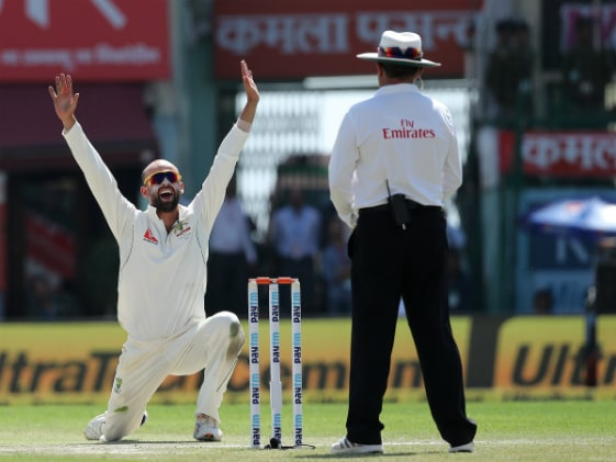 4th Test, Day 2 Live: Setback For India After Tea, Pujara Falls To Lyon